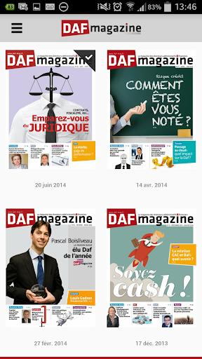 DAF Magazine
