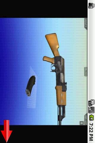 【免費音樂App】AK47仿真-APP點子