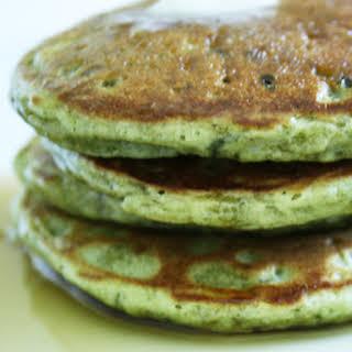 Matcha Pancakes.