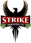 Logo of Strike Shoeless Joe Imp Brown Ale With Barefoot Coffee