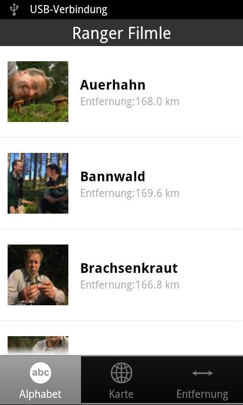 Hosentaschenranger- screenshot