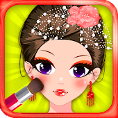 Game Cute Little Princess Makeover APK for Kindle