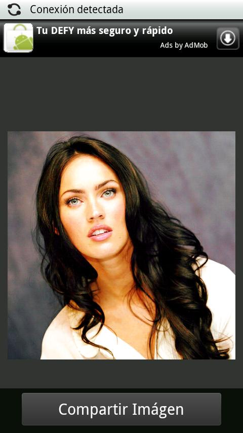 Megan Fox Celebrities - screenshot