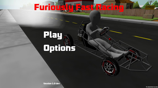 CSGS Racing Game