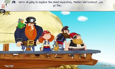 Alizay, pirate girl Screenshot 3