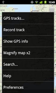 MapsOn Free: Offline Map- screenshot thumbnail