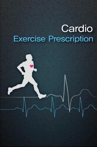 Cardio Exercise Prescription