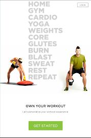 Workout Trainer fitness coach Screenshot 32
