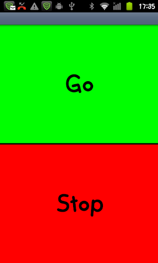 AAC Go Stop - Female