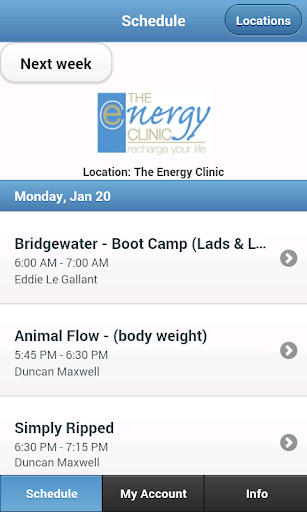 The Energy Clinic
