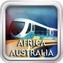 Africa Australia Metro Maps logo
