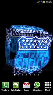 3D Emelec Fondo Animado - screenshot thumbnail