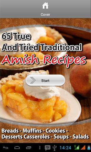 65 Amish Recipes