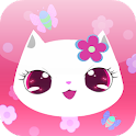 Lily Kitty Fun Live Wallpaper icon