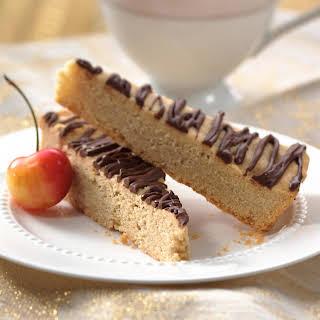Brown Sugar Shortbread.