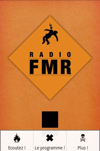 Radio FMR- screenshot