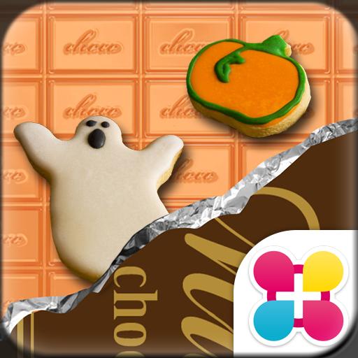 Halloween Chocolate Wallpaper Icon