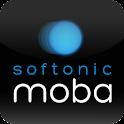 Softonic Moba logo