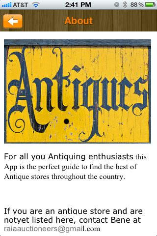 Antiques - screenshot
