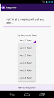 Screenshot of SMS Texter Free
