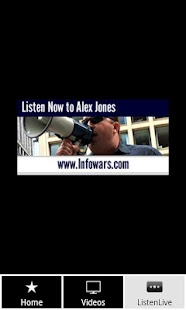 InfoWars Alex Jones Unofficial - screenshot thumbnail