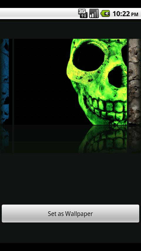 Skull Wallpapers - screenshot