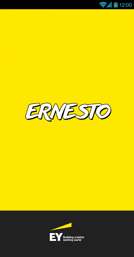 Ernesto- screenshot
