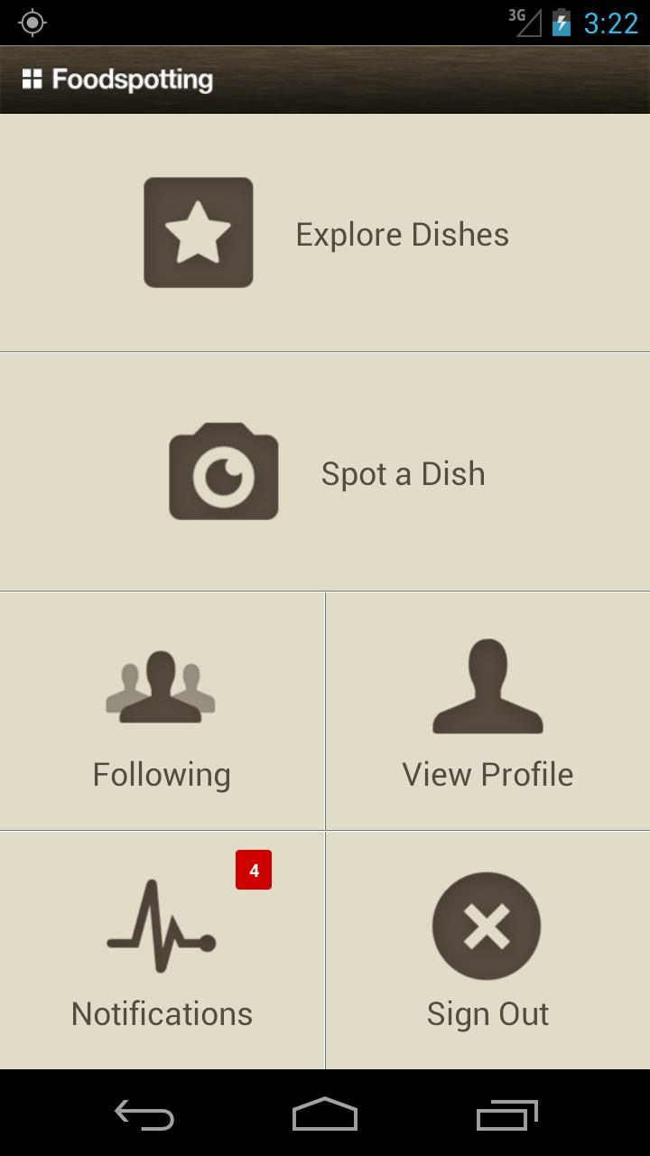 Foodspotting screenshot #8
