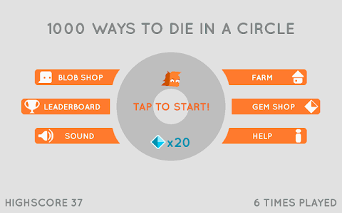 1000 ways to die in a circle v1.3.3