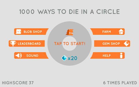 1000 ways to die in a circle v1.3.3