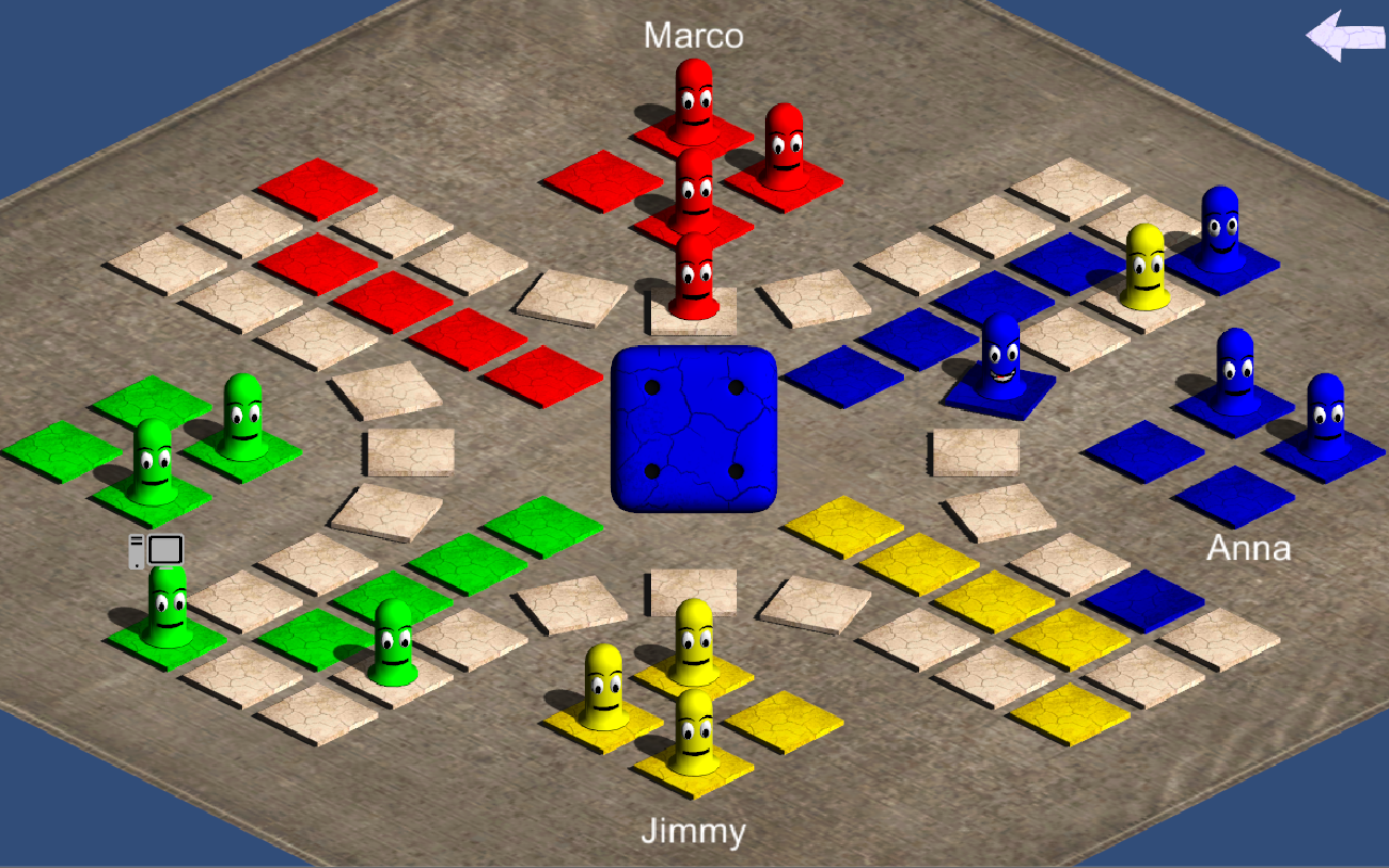 Ludo Party - screenshot