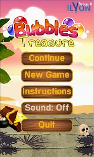 Bubbles Treasure- screenshot thumbnail