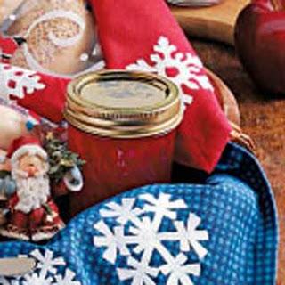 Cinnamon Apple Jelly.