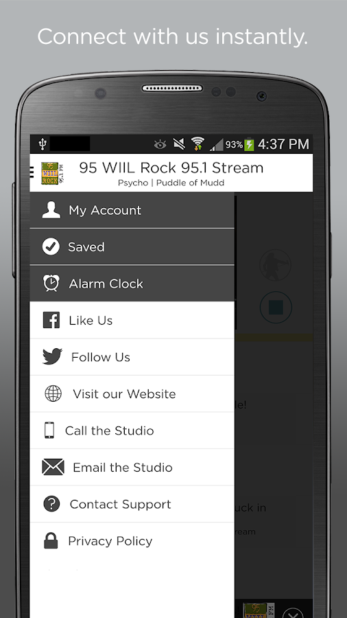 95 WIIL Rock- screenshot