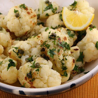 Cauliflower with Capers