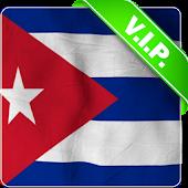 Cuba flag live wallpaper