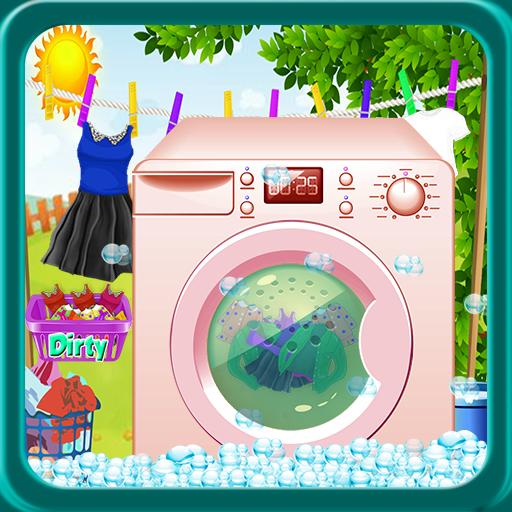 çamaşır yıkama Oyunlar APK