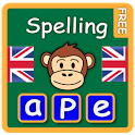 English vocabulary & spelling icon