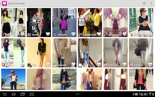 Fashion Freax Street Styles - screenshot thumbnail