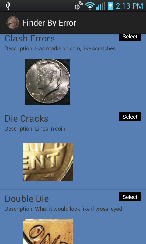 Rich Off Error Coins- screenshot