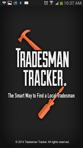 Tradesman Tracker