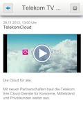 Screenshot of Telekom.com