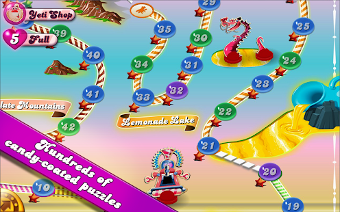Candy Crush Saga Screenshot 27