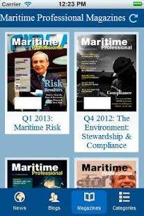 Maritime Professional - screenshot thumbnail