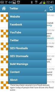 NSW SES- screenshot thumbnail