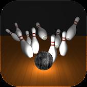3D Bowling Simulator