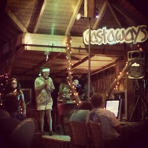 10865143_1561625424075077_406995334_n - Karaoke night at Castaway's, Jolly Beach