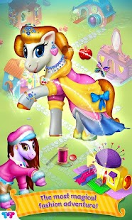 Pony Care Rainbow Resort