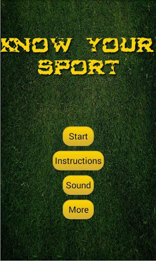 Know Your Sport