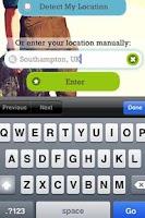 Screenshot of Foodnation UK